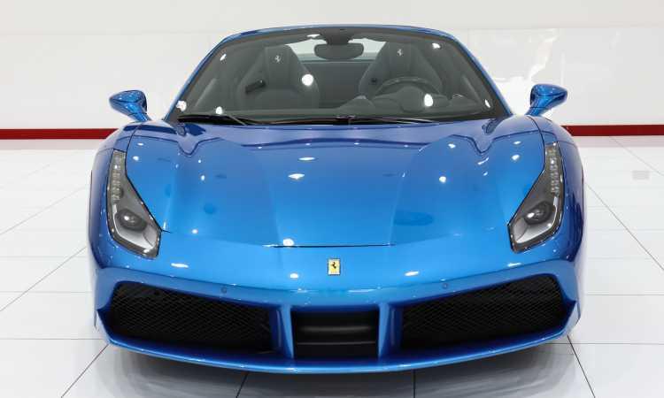 Gallery Ferrari 488 Spider for 2