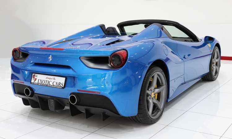Gallery Ferrari 488 Spider for 3