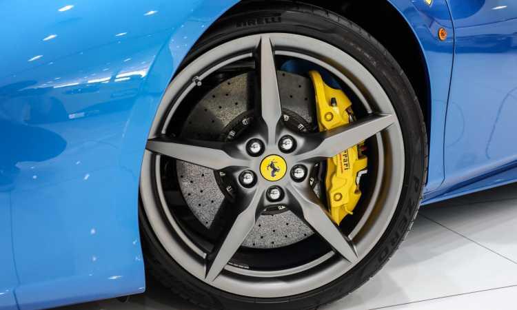 Gallery Ferrari 488 Spider for 8