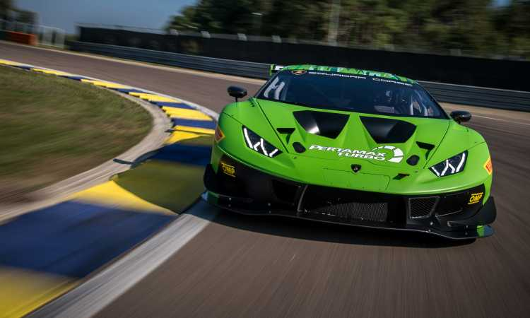 Lamborghini Huracán GT3 EVO is ready for the…