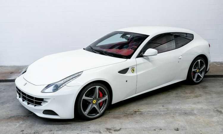 Gallery 2011 Ferrari FF for 1