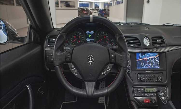 Gallery Maserati GrandCabrio MC 5