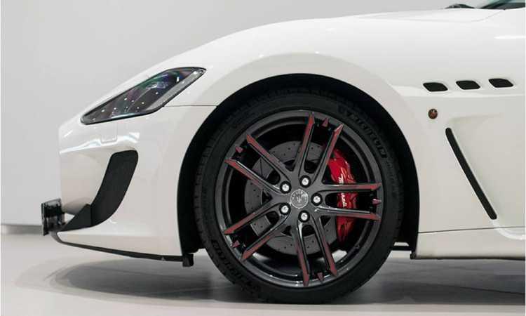 Gallery Maserati GrandCabrio MC 7