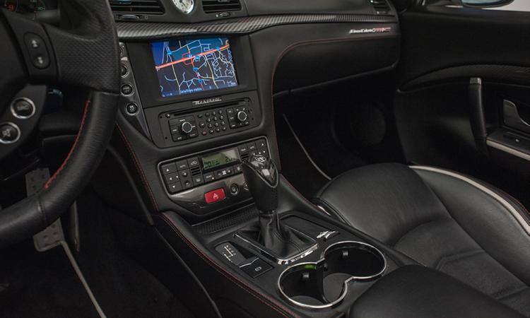 Gallery Maserati GrandCabrio MC 4