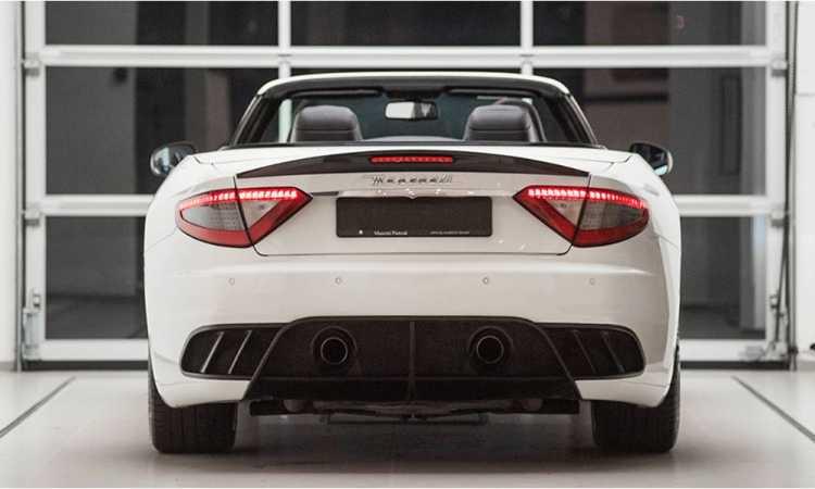 Gallery Maserati GrandCabrio MC 3