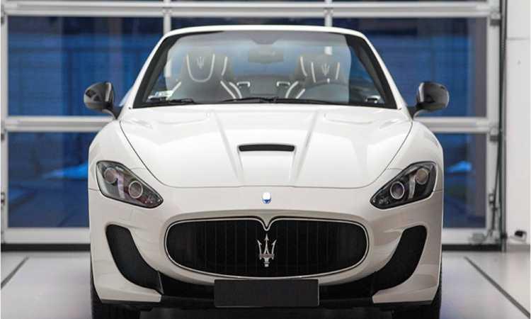 Gallery Maserati GrandCabrio MC 2