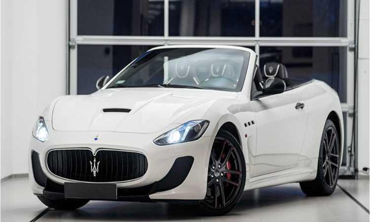 Maserati GrandCabrio MC