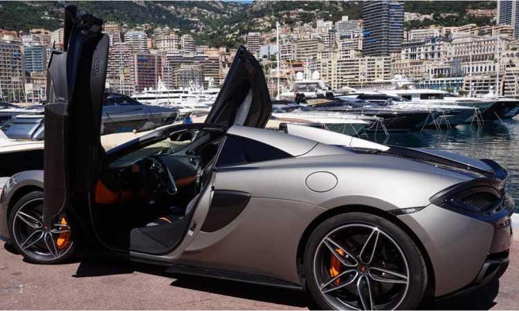 Gallery McLaren 570S Spider for 2