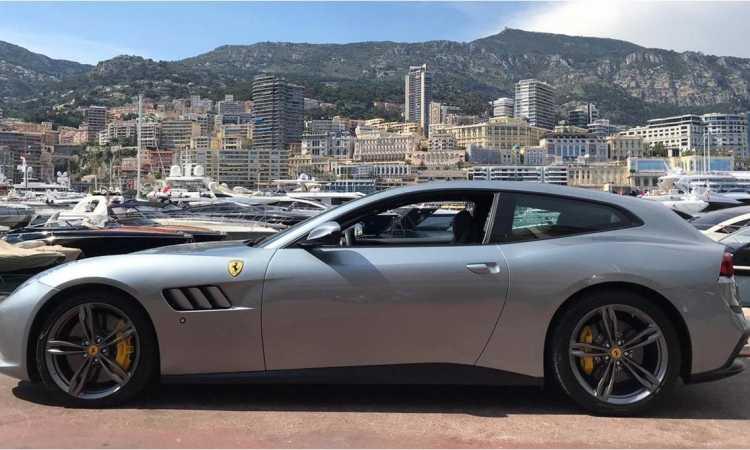 Ferrari GTC4Lusso for sale in Monaco