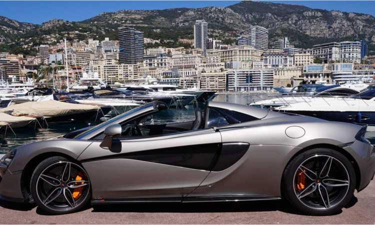 McLaren 570S Spider for sale