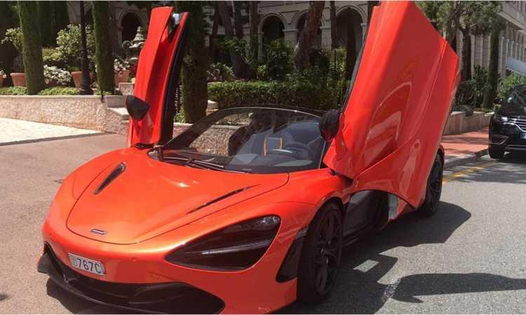 Gallery McLaren 720S Spider 2