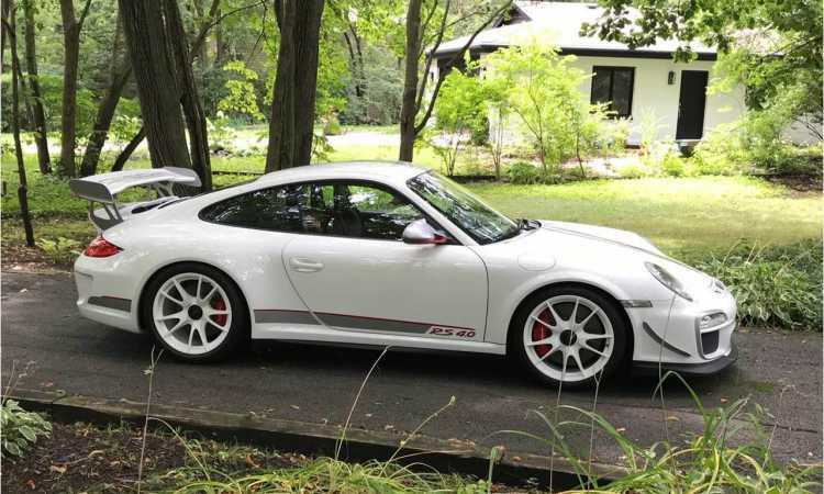 Gallery Porsche 911 GT3 RS 2
